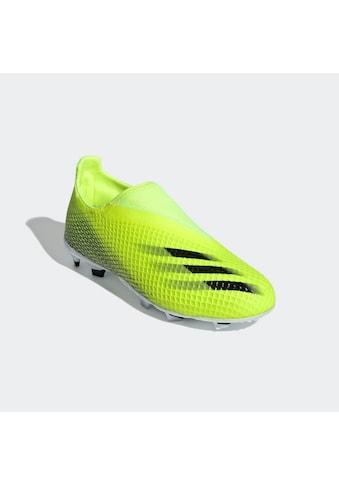 adidas Performance Fußballschuh »X GHOSTED.3 LACELESS FG« kaufen