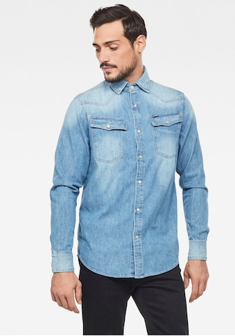 G-Star RAW Jeanshemd kaufen