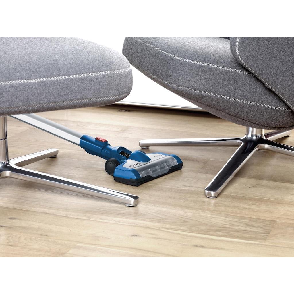 Severin Akku-Stielstaubsauger »HV 7160 - S´SPECIAL carPET & carpets Li 30«