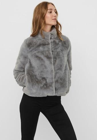 Vero Moda Fellimitatjacke »VMTHEA« kaufen