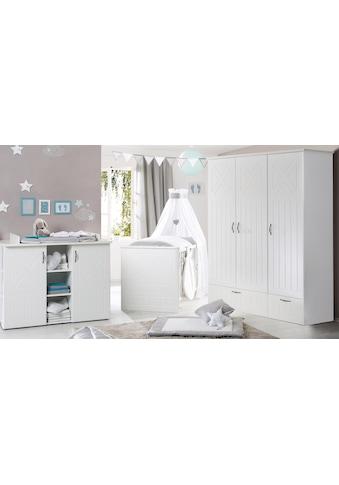 roba® Babyzimmer-Komplettset »Constantin«, (Set, 3 tlg.) kaufen