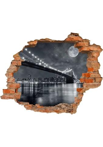 Conni Oberkircher´s Wandsticker »Manhattan« kaufen