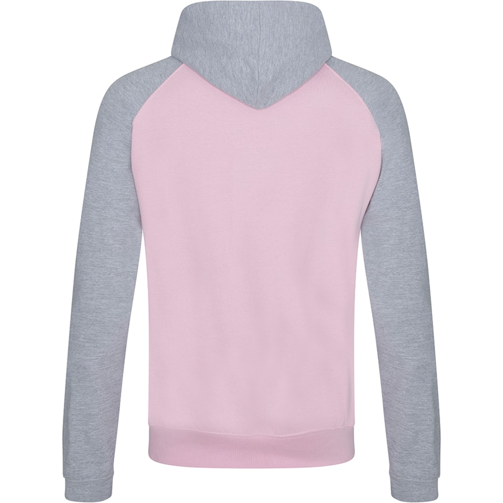 AWDIS Kapuzenpullover »Just Hoods Unisex Kapuzen-Sweatshirt, zweifarbig«