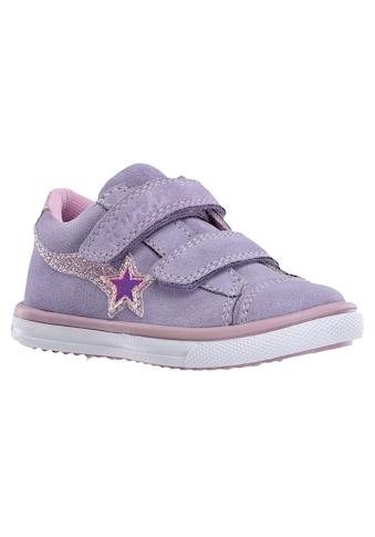 Lurchi Sneaker »Misara mit Weiten Messsystem: normal«, mit Glitzer kaufen