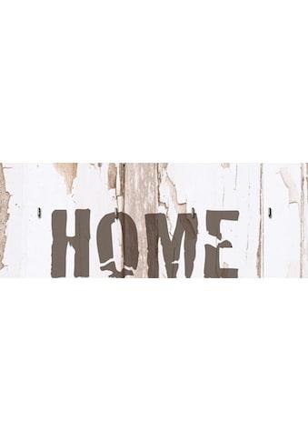 Home affaire Hakenleiste »Schlüsselbrett HOME« kaufen