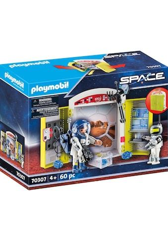 Playmobil® Konstruktions-Spielset »In der Raumstation (70307), Space«, (60 St.), Made... kaufen