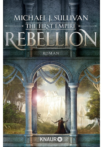 Buch »Rebellion / Michael J. Sullivan, Marcel Aubron-Bülles« kaufen