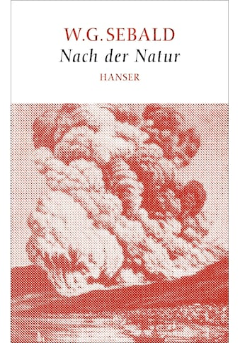 Buch »Nach der Natur Sebald / W.G. Sebald« kaufen