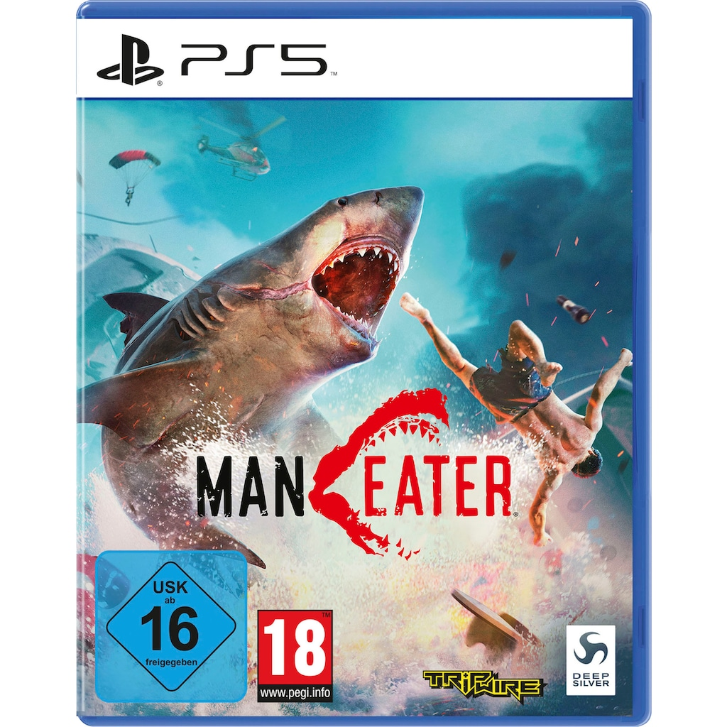 Deep Silver Spiel »Maneater«, PlayStation 5