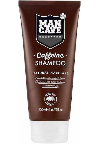"MAN CAVE Haarshampoo ""Caffeine Shampoo"" kaufen"
