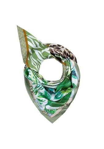Codello Dreieckstuch, aus reiner Seide mit Logo-Print kaufen
