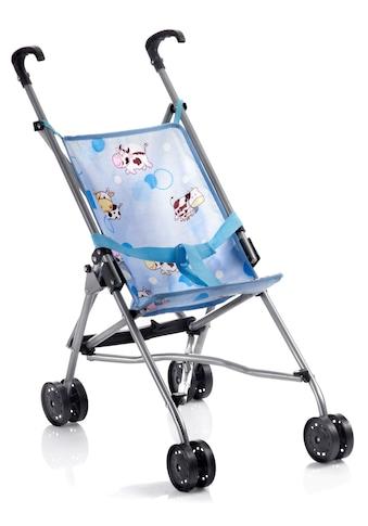 CHIC2000 Puppenwagen »Mini-Buggy, hellblau« kaufen