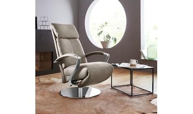 W.SCHILLIG Relaxsessel »kronos 2«, mit Drehteller, wahlweise mit Doppelmotor kaufen