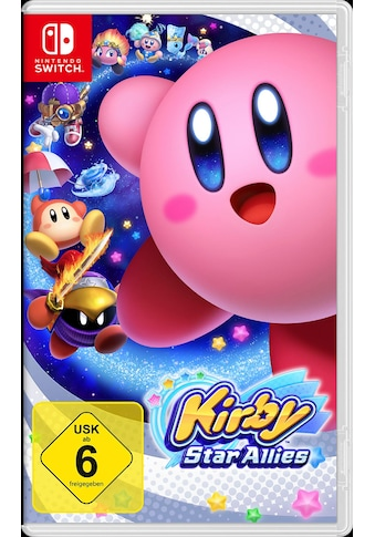 Kirby Star Allies Nintendo Switch kaufen