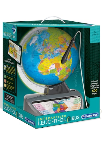 Clementoni® Globus »Galileo - Interaktiver Leucht-Globus«, Made in Europe kaufen
