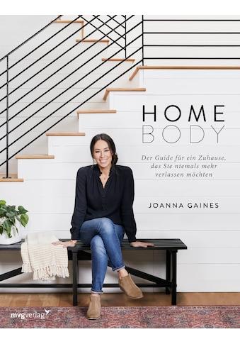 Buch »Homebody / Joanna Gaines, Nadine Lipp« kaufen