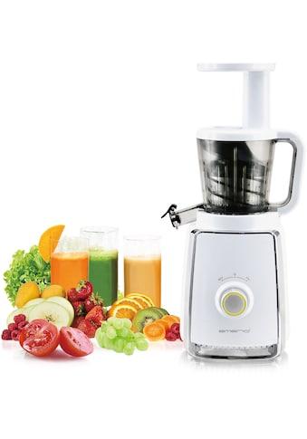 Emerio Slow Juicer SJ - 110659.1, 150 Watt kaufen