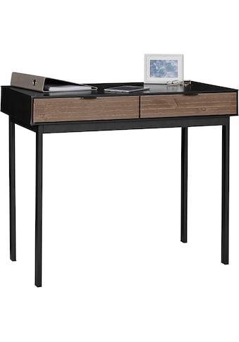 STEENS Konsolentisch »SOMA«, Designed by Morten Georgsen, auch als Schreibtisch Home office oder Schminktisch geeignet kaufen