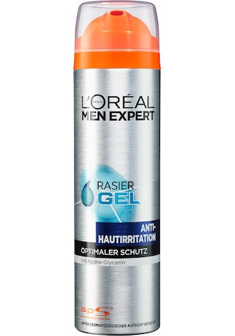 L'ORÉAL PARIS MEN EXPERT Rasiergel »Hydra Energy«, beugt Hautirritation wie Rasurbrand... kaufen