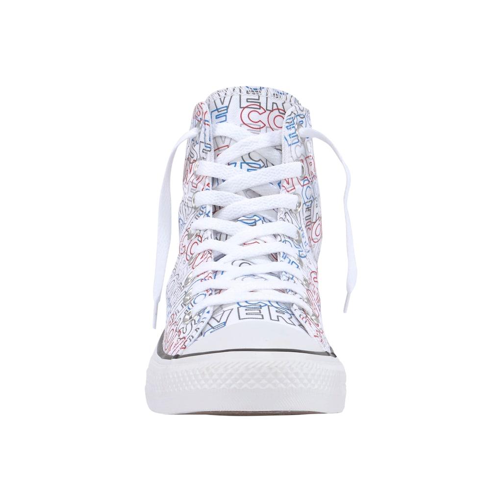 Converse Sneaker »CHUCK TAYLOR ALL STAR WORDMARK HI«