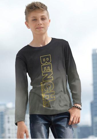 Bench. Langarmshirt »DARK&BRIGHT« kaufen