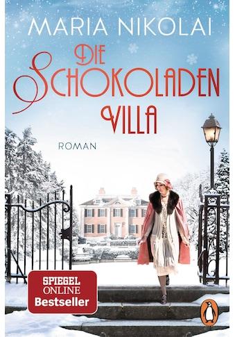 Buch »Die Schokoladenvilla / Maria Nikolai« kaufen