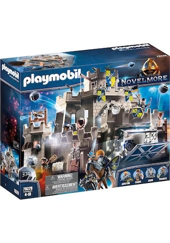 """Playmobil® Konstruktions - Spielset """"Große Burg von Novelmore (70220), Novelmore"""", Kunststoff, (374 - tlg.) kaufen"""