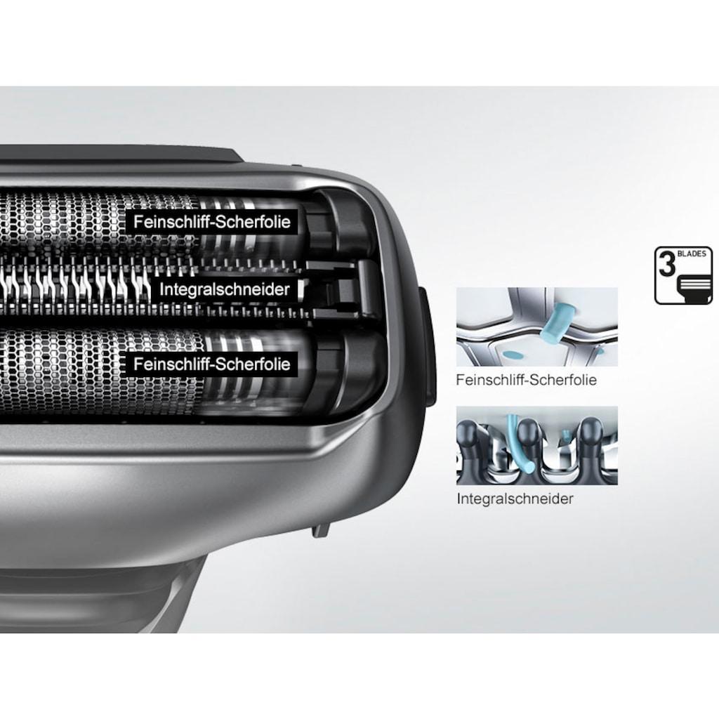 Panasonic Elektrorasierer »ES-RT67«, Langhaartrimmer, Nass-/Trocken-Rasierer