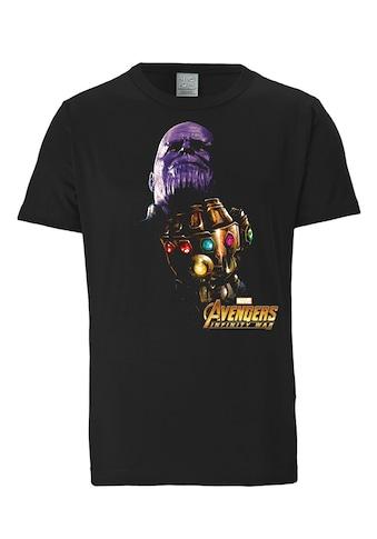 LOGOSHIRT T-Shirt mit Thanos-Print kaufen