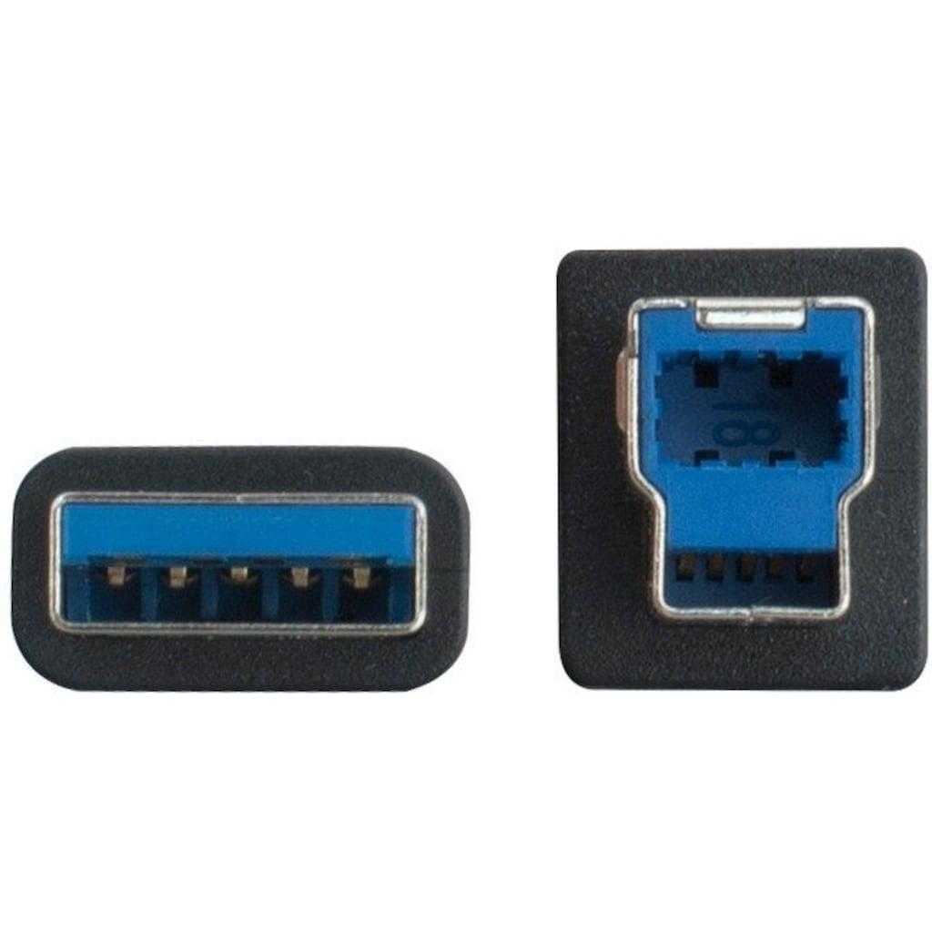 HP USB Kabel schwarz