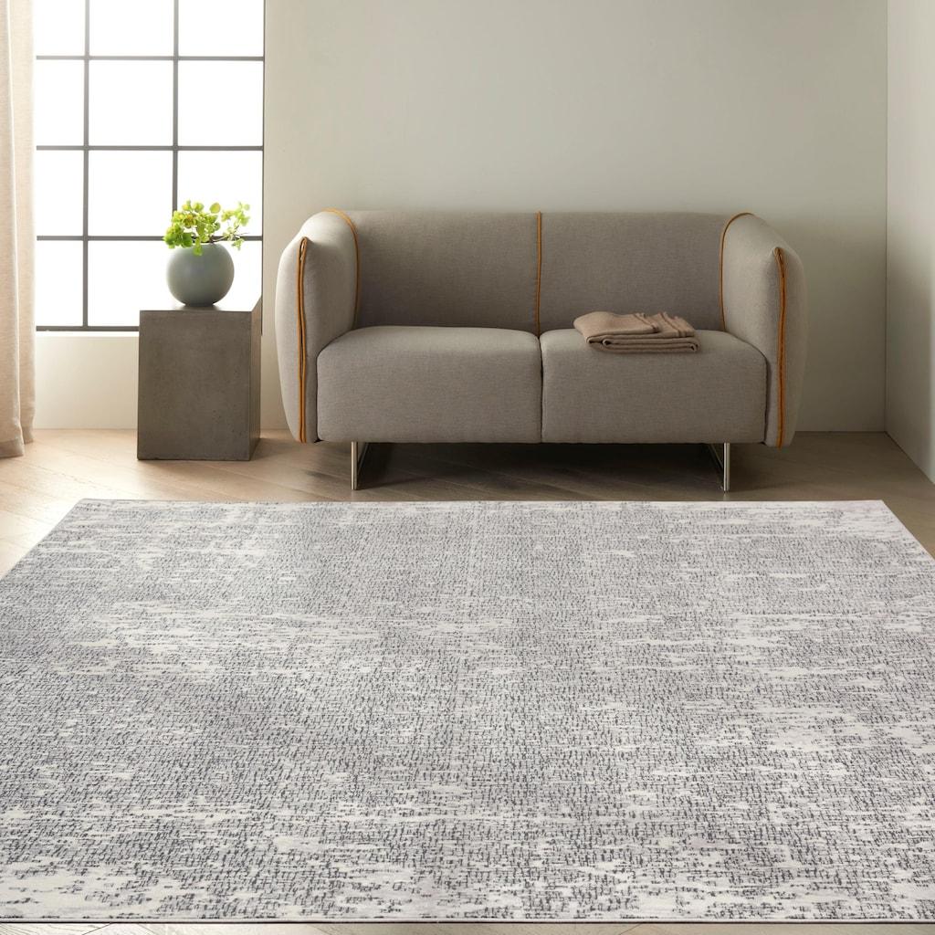 Calvin Klein Teppich »Vapor CK971«, rechteckig, 7 mm Höhe, Wohnzimmer