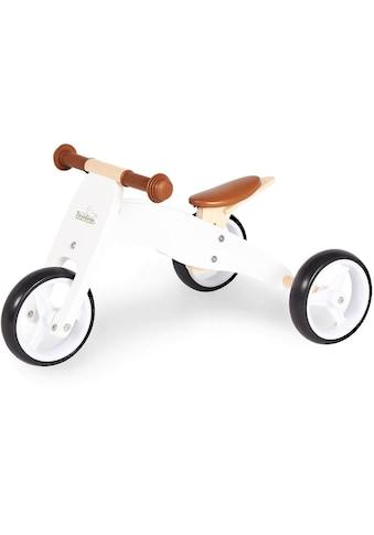 Pinolino® Laufrad »Charlie, weiß/natur« kaufen