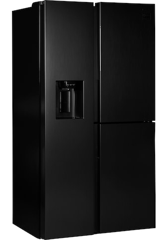 Samsung Side-by-Side »RS6GN8671B1/EG«, RS8000, RS6GN8671B1, 178 cm hoch, 91,2 cm breit, No Frost kaufen