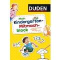 Buch »Duden: Mein Kindergarten-Mitmachblock / Andrea Weller-Essers, Christina Braun, Stefanie Klaßen, Angela Glökler«