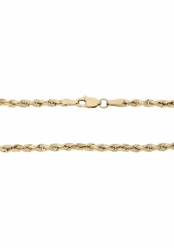 Firetti Goldkette »Korderlkettengliederung, glänzend« kaufen