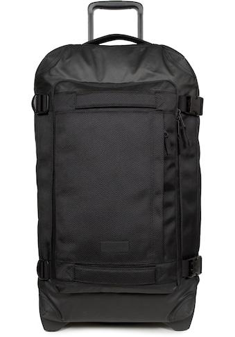 Eastpak Reisetasche »TRANVERZ L, Cnnct Coat«, mit 2 Rollen, enthält recyceltes... kaufen