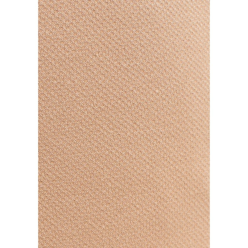 OXXO Culotte, mit Gürtel Detail
