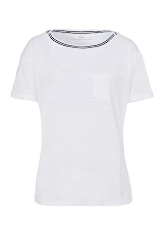 Brax Kurzarmshirt »Style Camille« kaufen