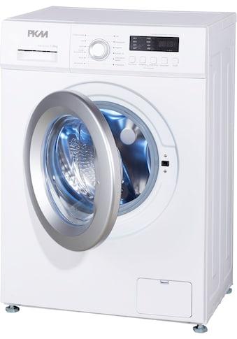 PKM Waschmaschine »WA7-E1214«, WA7-E1214 kaufen