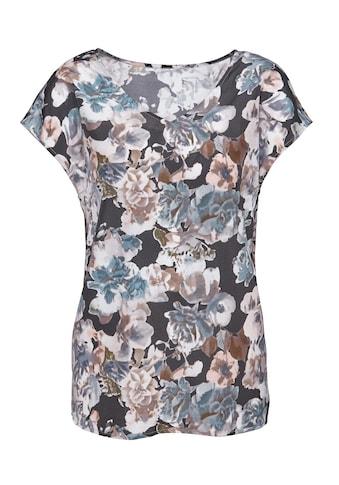 Creation L Bluse mit überschnittener Schulter kaufen