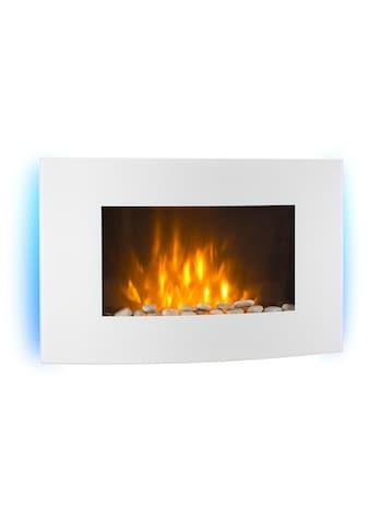 Klarstein elektrischer Kamin 2000W LED Flammen Fernbedienung kaufen