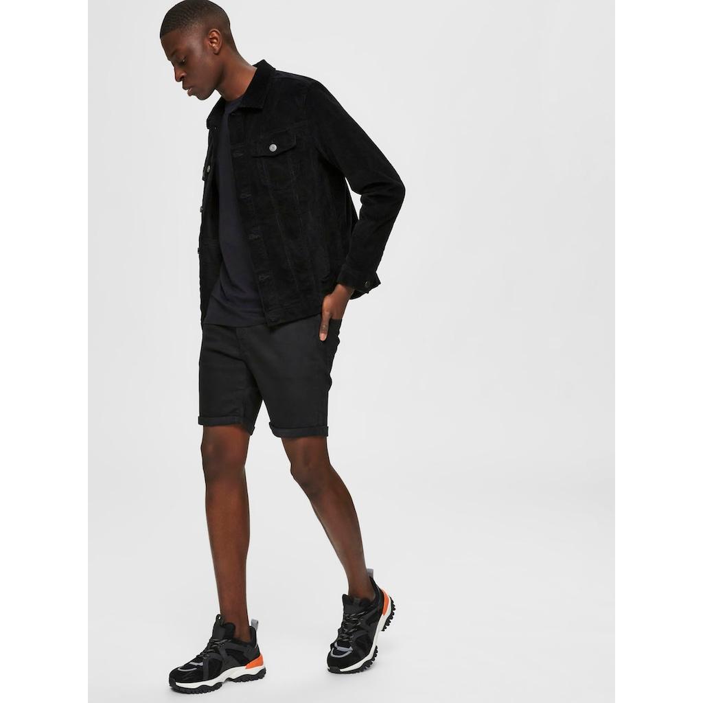 SELECTED HOMME Shorts »ALEX DNM SHORTS«