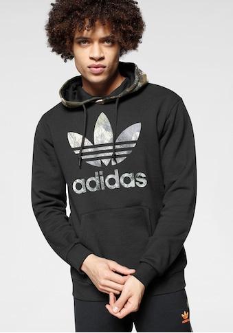 adidas Originals Sweatshirt »CAMO BLOCK HOODY« kaufen