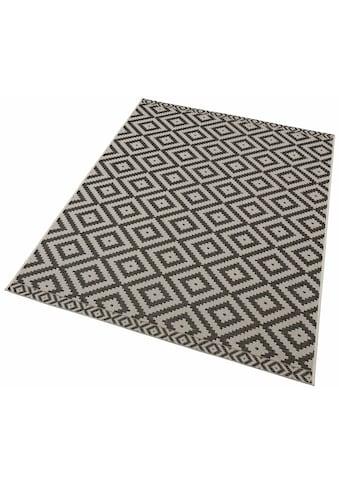 freundin Home Collection Teppich »Summer«, rechteckig, 4 mm Höhe, In- und Outdoor... kaufen