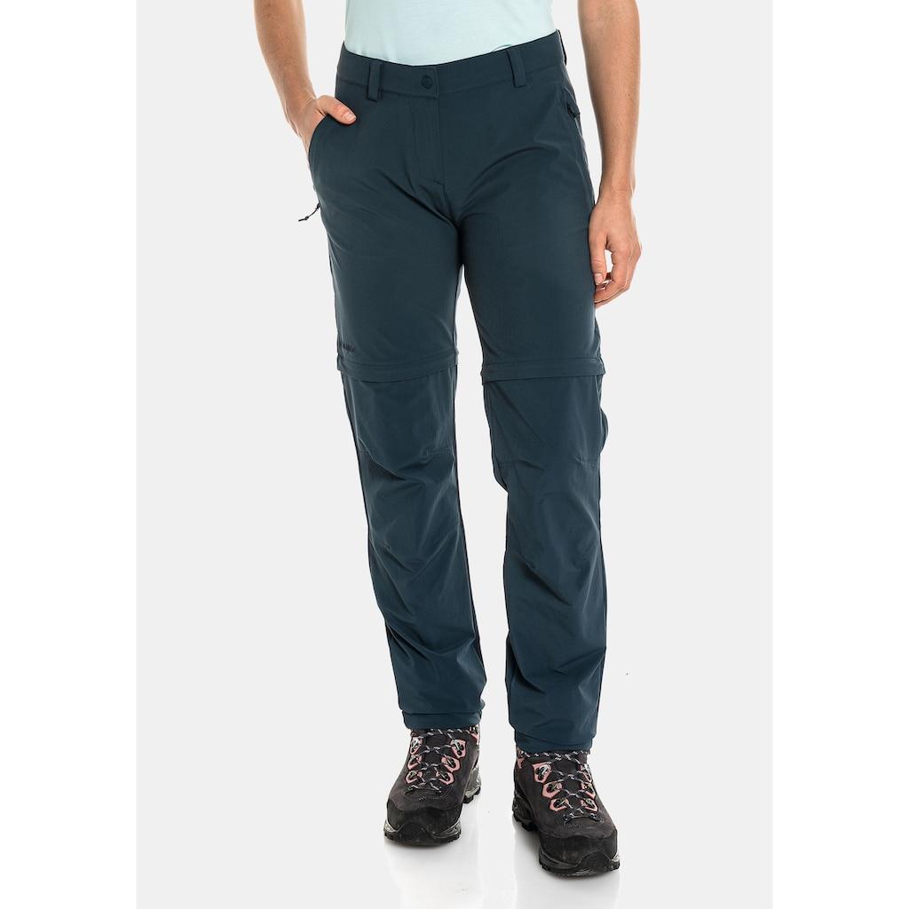 Schöffel Zip-away-Hose »Pants Ascona Zip Off«