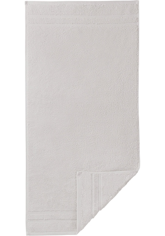 Egeria Gästehandtuch »Micro Touch«, (3 St.), mit Bordüre kaufen