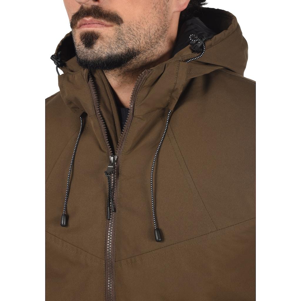 Blend Parka »Fosco«, modische Herren Winterjacke mit Kapuze