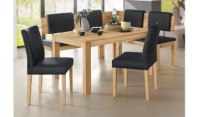 Premium collection by Home affaire Eckbank »Madison«, wahlweise aus massiver Buche... kaufen