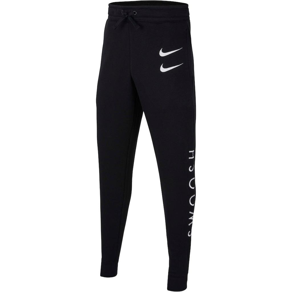 Nike Sportswear Jogginghose »BOYS SWOOSH PANTS«