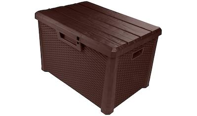 ONDIS24 Auflagenbox »Nevada Kompakt«, 73 x 50 x 46, 120 Liter, Kunststoff kaufen